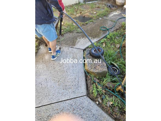 Pressure Cleaning Service Blacktown, Western Sydney & Surrounding Suburbs